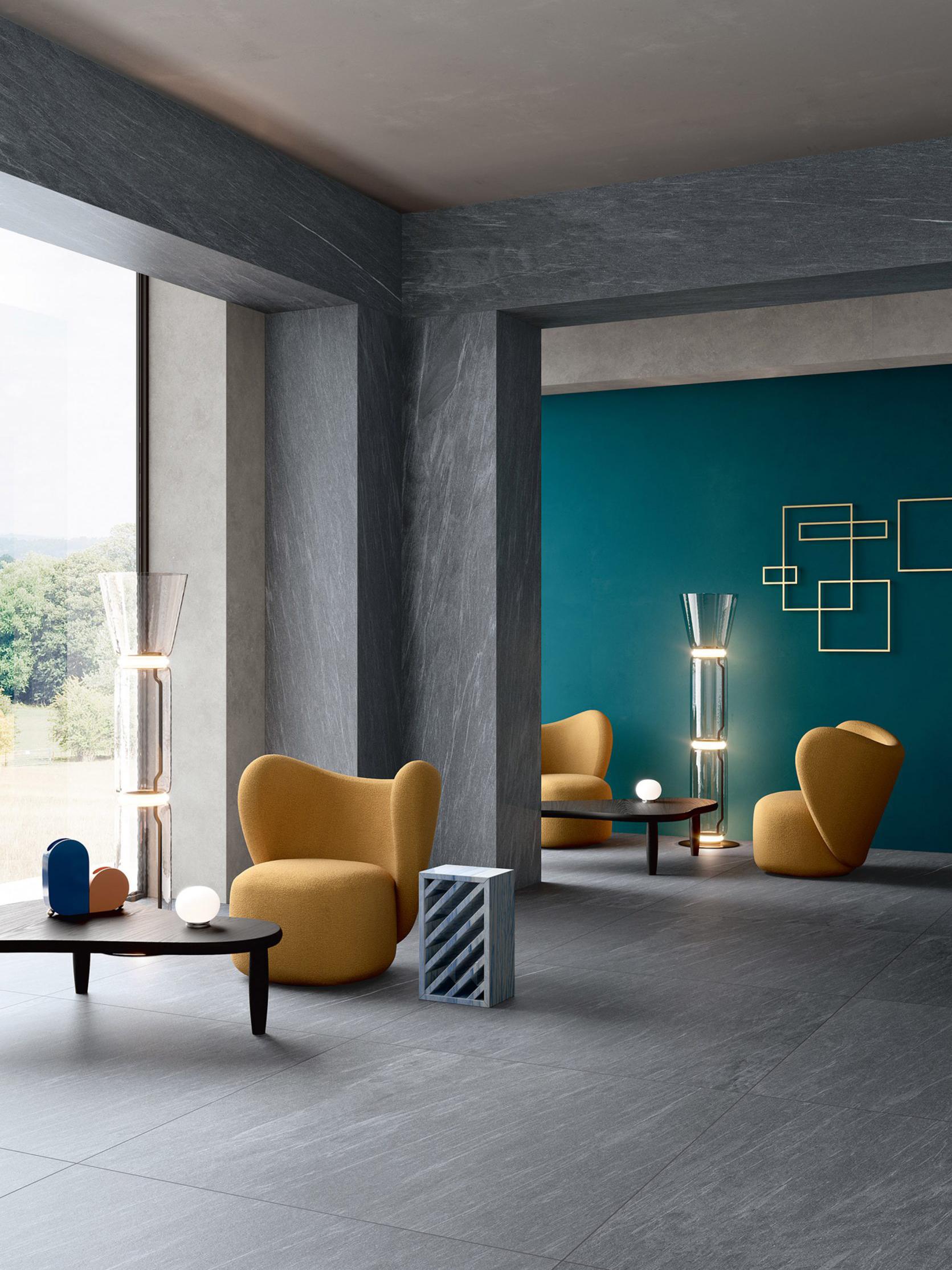 《Fiandre Architectural Surfaces》2021秋冬瓷砖系列Lookbook