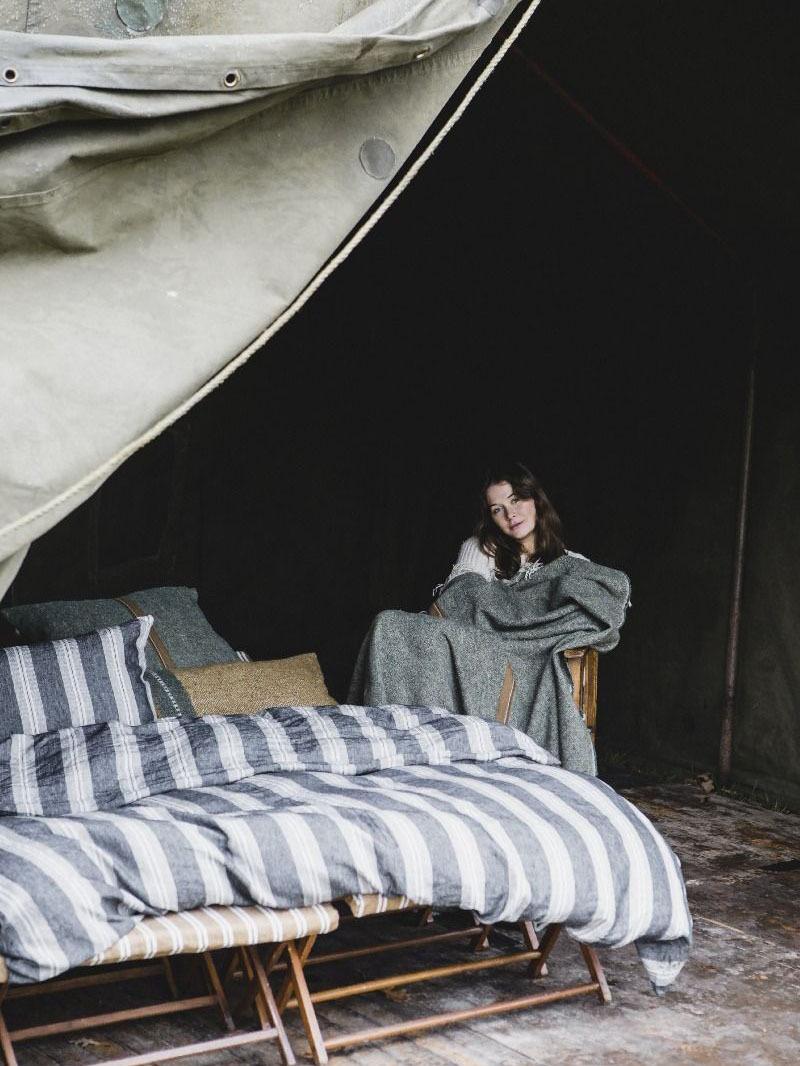 《Libeco Home》2021秋冬床上用品系列Lookbook